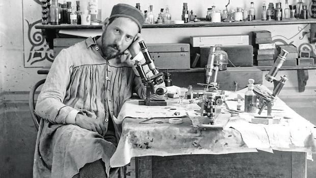 Masones famosos Ramon y Cajal