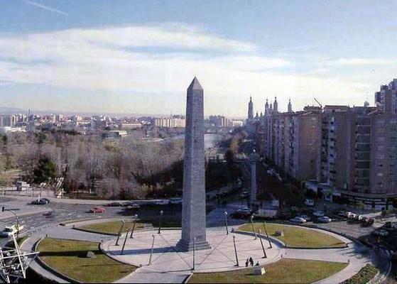 obelisco plaza europa